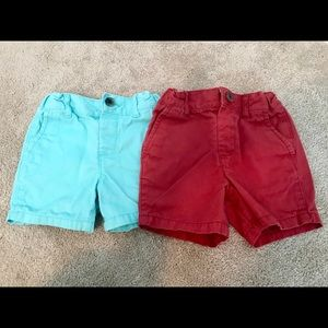 The Children's Place 12-18 month Shorts